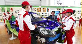 汽车美容与改装专业